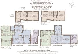 Blacksmith Shop Floor Plans by 8 Bedroom Character Property For Sale In Little Crakehall Bedale