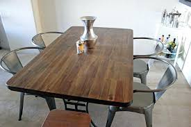 Metal And Leather Dining Chairs Modern Industrial Dining Chairs Metal And Leather Dining Chairs 7