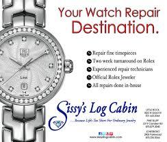 rolex print ads print ads sissy u0027s log cabin