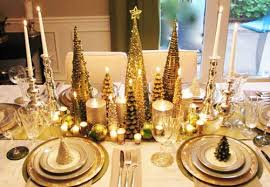 christmas tables decorations christmas table decorations gold pictures reference