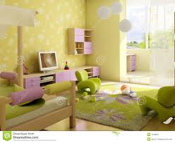 children u0027s room interior royalty free stock photography image