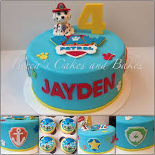 paw patrol cakes yahoo canada image results party ideas