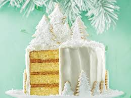 christmas cake ideas u0026 recipes myrecipes