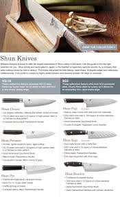best 25 shun cutlery ideas on pinterest best cooking knives
