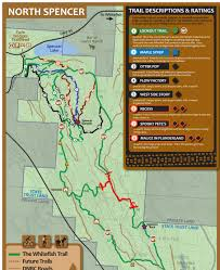 Whitefish Montana Map by Whitefish Legacy Partners Notice Spencer Mountain Logging Damage