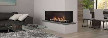 Regency Fireplace Thermostat Regency City Series Chicago Corner 40re Modern Gas Fireplace