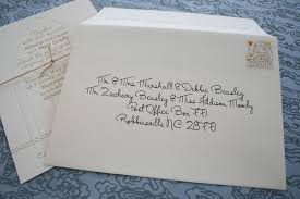 wedding invitations calligraphy calligraphy addressing wedding invitations with a liner