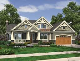 craftsman style home turn the garage to the side poll front or side loading garage