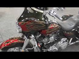 new color 2013 harley davidson flhx street glide review youtube