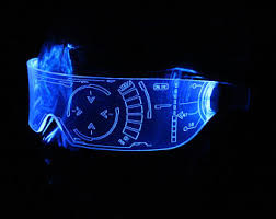 Light Cyber Illumi Nation Custom Cyber And Clubbing By Illumicyberwear On Etsy