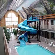 indoor pool house with slide elegant modern i 17054 pmap info