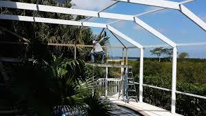 pool enclosure restoration st pete clearwater u0026 saint pete beach