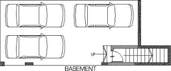 2721 sq ft 3 bhk floor plan image edifice builders almond tree