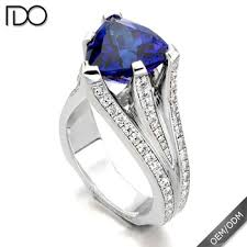 ladies rings pictures images Tanzanite color stone latest design ladies rings different types jpg