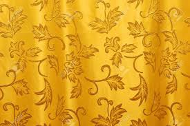 beautiful curtain texture in horizontal composition stock photo
