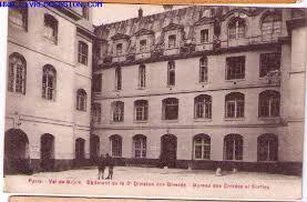 bureau des entr馥s val de grâce bâtiment de la 3 division des blessés bureau