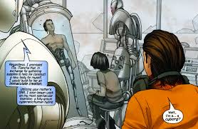 Marvel Runaways The 6 Best - image victor mancha earth 616 and ultron earth 616 from