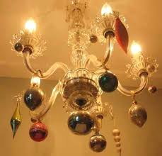 hanging ornaments from chandelier eimat co