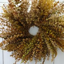 view natural moss wreaths by donnahubbard on etsy