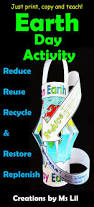 recycling earth day craft environmental craft earth day