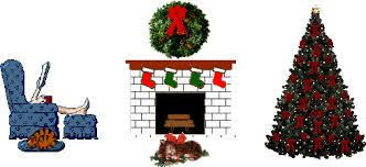 Animated Christmas Decorations Gif by Holly Clipart Mistletoe Clipart Christmas Gifs