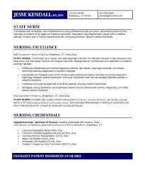 sample icu nurse resume sample travel nursing resume free