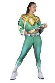 green power ranger leggings wild bangarang