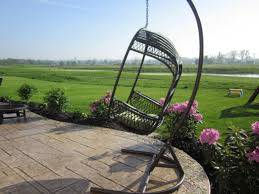 Garden Egg Swing Chair Furniture Chill Atmosphere With Oriental Rattan Hanging Egg