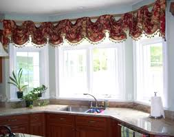 curtains small kitchen window treatments amazing kitchen sink