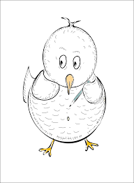eye draw it birdie sketch with wacom eye draw it eye draw it