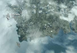 Solstheim Map Image Earth Stone Db Map Png Elder Scrolls Fandom Powered By