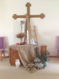 Easter Decorations For Church Altar by 187 Best Lent Images On Pinterest Lent Church Ideas And Altar