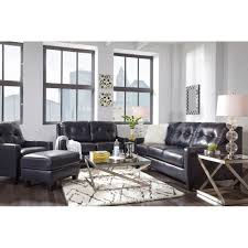 small leather sectional sofa for traditionally styled space