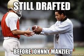 Johnny Football Memes - the best johnny manziel memes from last night s draft sneakhype