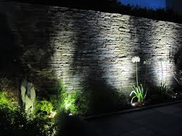 Outdoor Walkway Lights by Chic Yard Lighting Ideas And With Delightful Led Lamps Trees For