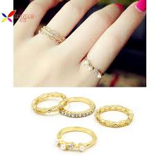 finger ring designs for pretty new design gold finger ring contemporary jewelry collection