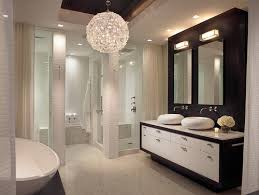 Modern Bathroom Chandeliers Interesting Bathroom Chandeliers Bathroom Chandeliers