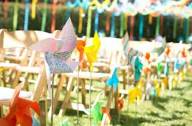 Pinwheel Decorations Wedding Inspiration 12 Cool D I Y Ideas To Decorate Wedding