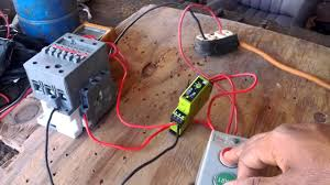 how to wire a timer in a control circuit youtube