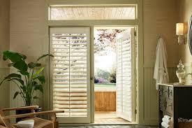Blinds Ideas For Sliding Glass Door Shutters For Sliding Glass Doors Door Charismatic Price Of