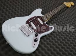 squire mustang squier vintage modified mustang sonic blue rich tone