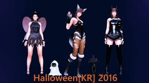 costume shop halloween black desert halloween cash shop kr 2016 youtube