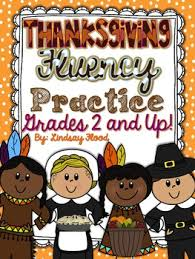 thanksgiving fluency by lindsay flood primary polka dots tpt