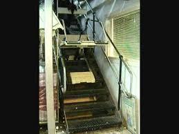stairmate major evacuation chair wheelchair stair lift youtube