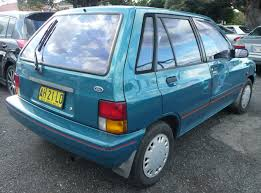1991 ford festiva partsopen