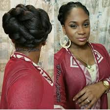 natural hair updo for 50 women beautiful wedding hairstyles for natural black hair contemporary