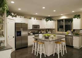 kitchen cabinets on top of floating floor 4 inexpensive options for kitchen flooring options