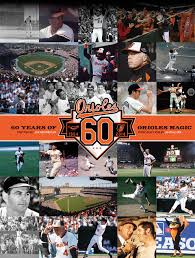 Mlb Fan Map 60 Years Of Orioles Magic Baltimore Orioles