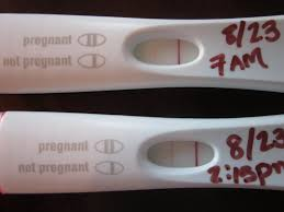 very light period and negative pregnancy test anyone have an accurate bfp well before your missed period archive