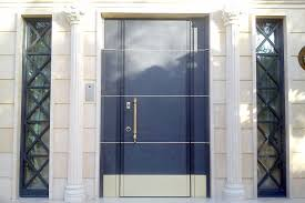 marble door residential home design ideas and inspiration